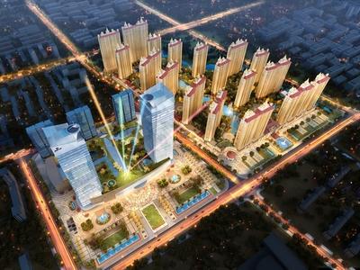 汇金中心118平230万。未来的升值空间非常大周边设施齐全