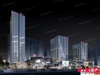 吾悦广场黄金楼层42.5平一室一厅一厨一卫,41万,看房方便,采光好,看中可谈