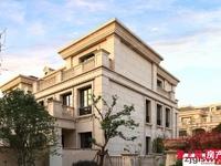 中昊檀宫西边套联排别墅,369平方毛坯,可停4辆车,房东出售728万