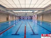 君临新城26楼 95平 两室两厅 精装修出租6.8万/年,出售238万