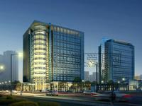 低价急租 国泰东方广场139平写字楼 位置楼层好 交通便利