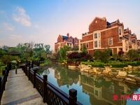 阳光怡庭联排别墅 面积360平 车位 院子 新空房 位置很好 低价出售715万