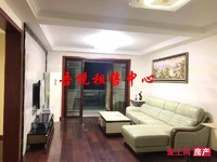 湖东花苑 2300元 2室2厅1卫 精装修便宜出租,适合附近上班族!