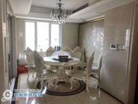皇家首座10楼165平 车位 储藏室豪装大金中央空调 地暖满两年415万