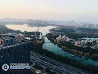 吾悦广场湖景房32楼38.2平方精致装修48万