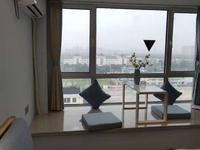万达广场6楼38平方朝南精致装修一室一厅65万元