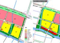 城北科教生态城控制性详细规划调整