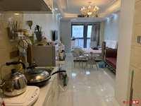 吾悦广场 单身公寓 一室一厅 豪华装修 采光好 随时看房 看中可谈