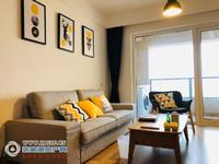 高档小区朗诗国泰城16楼100平方精致装修二室二厅72000元/年包物业费