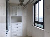 阳光里程9楼129平方豪华装修 产权车位三室一厅338万元拎包入住
