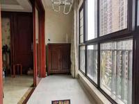 君临新城9楼130平方精致装修三室二厅339万元 车位满五唯一