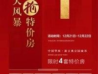 购物公园 韵湖澜山 特价房1楼 110平毛坯83.3万