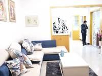 七里庙小区,精装两房,家具家电打包满,满两年,看中可谈,方便看房,欢迎来电