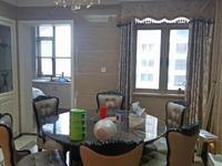 中联皇冠167平 自 车位南北通透4朝南户型 地暖豪华装修四室二厅415万
