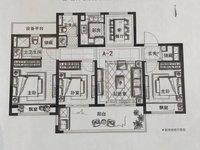 城南 吾悦商圈 116平 三室二厅二卫 户型超好