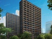 攀华国际10楼40平精装未住过人53万,看中再谈