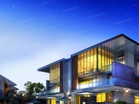 中联棠樾联排别墅 412.96平方 产权车位 新空房 565万元 有鈅匙