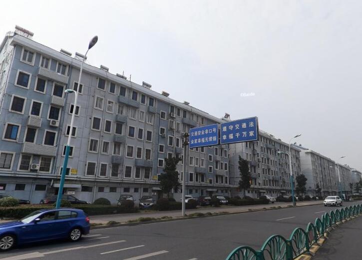 张家港花园浜四村