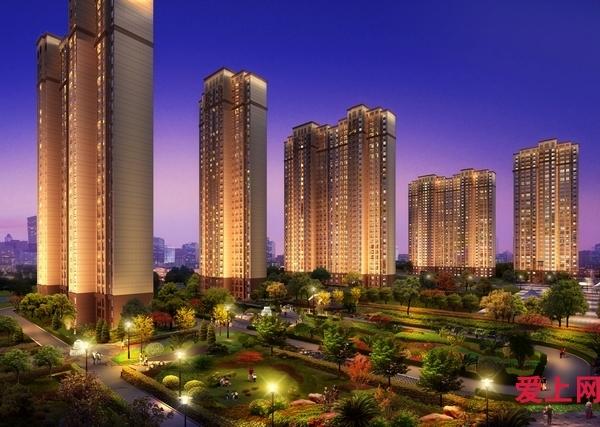 吾悦华府7楼 110平 车位 三室二厅 新空房 185万 满两年