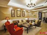 君临新城,25楼144平 地下车位 地下储藏室 豪华欧式装修三室两厅390万