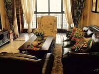 君临新城31楼 95平 汽车位 两室两厅 豪华装修 满2年 218万