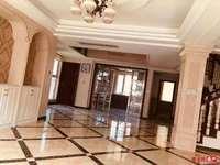 帝景豪园电梯上叠加别墅 358平方 双车库 豪华装修中央空调地暖满二年660万