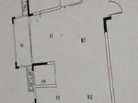 有钥匙!湖滨世家16楼3室2厅2卫 117平 车位 138万 满2年 首付45万