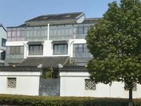 唐郡 联排别墅1-4层418.68平 车位 院子新空房满二年475.8万