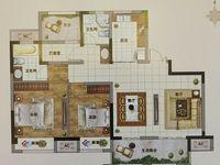 凤凰山脚下 5楼125平 3 1 户型 看中可谈 欢迎来电咨询看房!