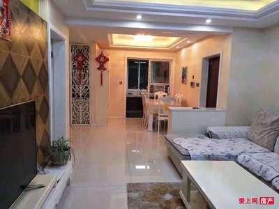 幸福里 106平米 精装修 三室两厅一卫 环境优美 诚心出售