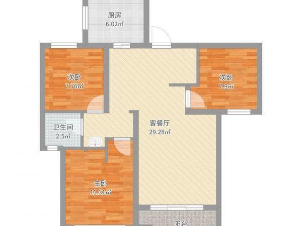 百家桥新村9楼,精装128平白菜价145万,房东换购急需用钱,便宜甩卖哟