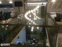 天和公馆10楼内复式110平方 精致装修65万元
