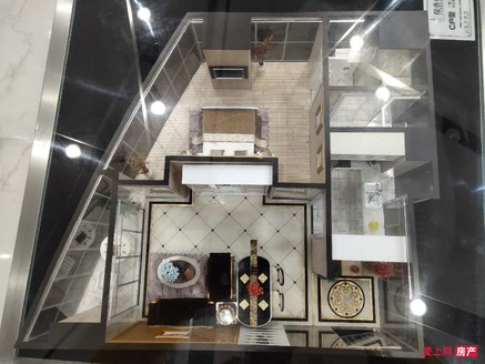 缇香广场 15-21楼,精装2500元每平交付,自带2万方商业