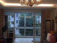 怡景湾2楼143平 车位3室2厅新精装打包卖开价240万,房东诚心出售采光没问题