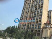 金新城首府23楼128平方空房未装产证满2年三室二厅338万元