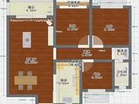 合兴沙洲新城风景世家16楼92平 新空房 满2年 89万