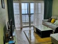 房东出国急卖!!君临新城23楼130平豪装3室2厅有车位320万