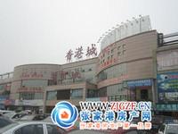 商铺!首付15万 市区香港城商铺运营成熟包管