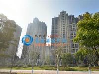 江南十二府8楼86平两室两厅豪华装修高档家具满两年开价153.8万