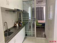 吾悦广场单身公寓 20楼 38.2平 44万 设施齐全 拎包入住 看房方便