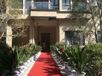 湖畔御园4楼朝南公寓52平毛坯 53.8万 看中可谈 有钥匙