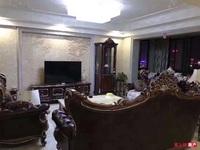 中昊檀宫8楼 143平 车位 豪华装修 三室二厅二卫 送入室花园 325万元