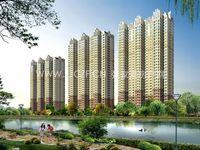 缇香世家联排375平方豪华装修别墅1250万元全部进口家具家电实际面积510