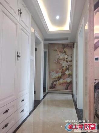 玲珑湾8楼121平 自行车库3室2厅2卫豪华装修满2年248万