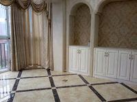 帝景豪园上叠加别墅有电梯360平方 双车库 全屋地暖