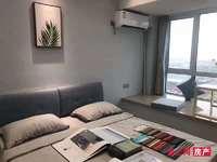 万达广场 全新精装公寓 投资 自住 首选 看房方便
