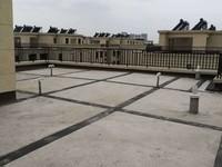 世茂九溪墅E墅6楼303平 大露台 实用面积600平 毛坯 530万有钥匙
