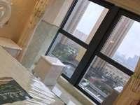 吾悦公寓 精装一室 繁华地段 交通方便 湖景房 看房方便 拎包入住