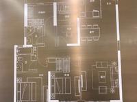 福新苑电梯6楼 4室2厅2卫144平133万 随时看房