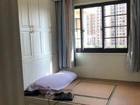 万达附近君临新城两室两厅豪华装修带地暖包车位包物业拎包入住